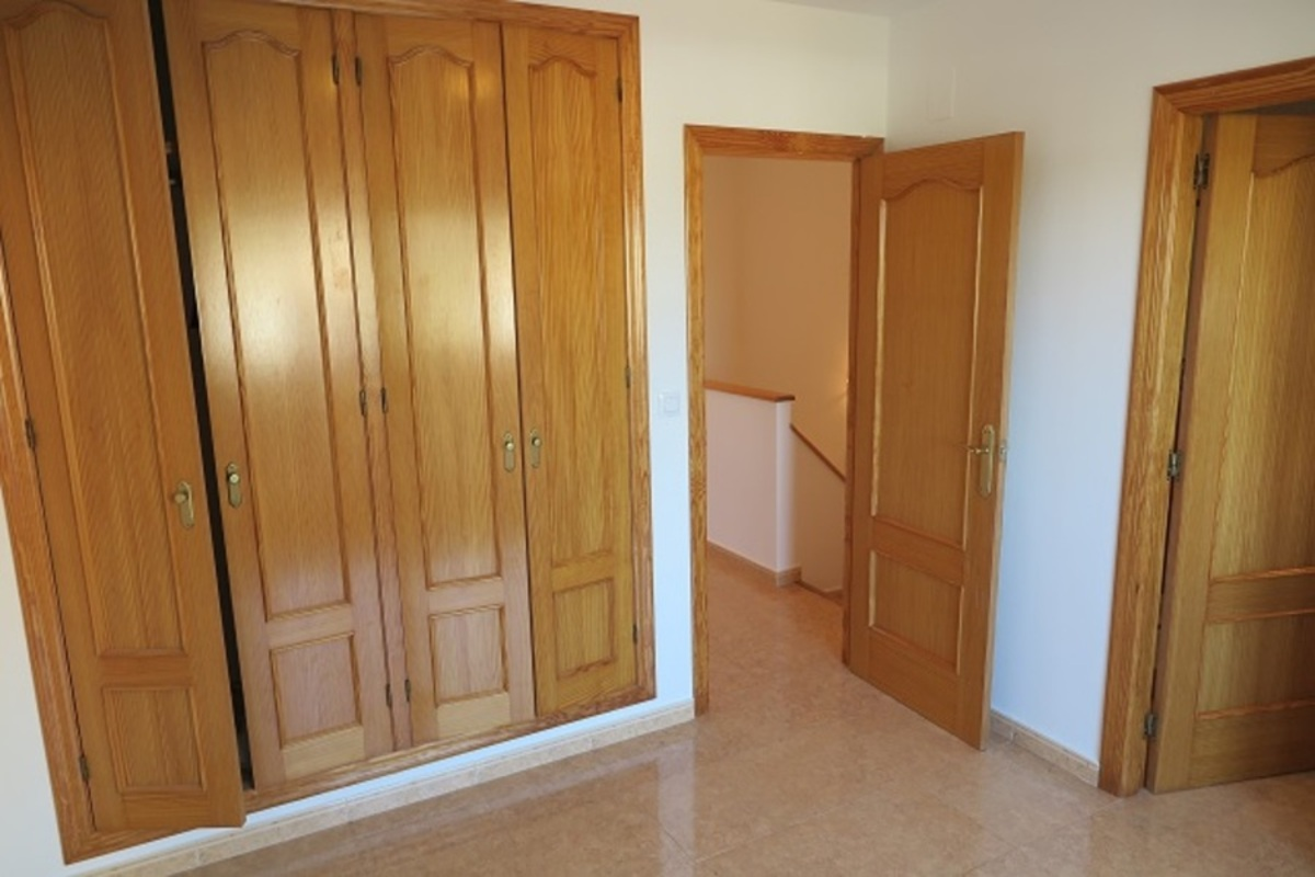 160053B: Townhouse for sale in Benigembla