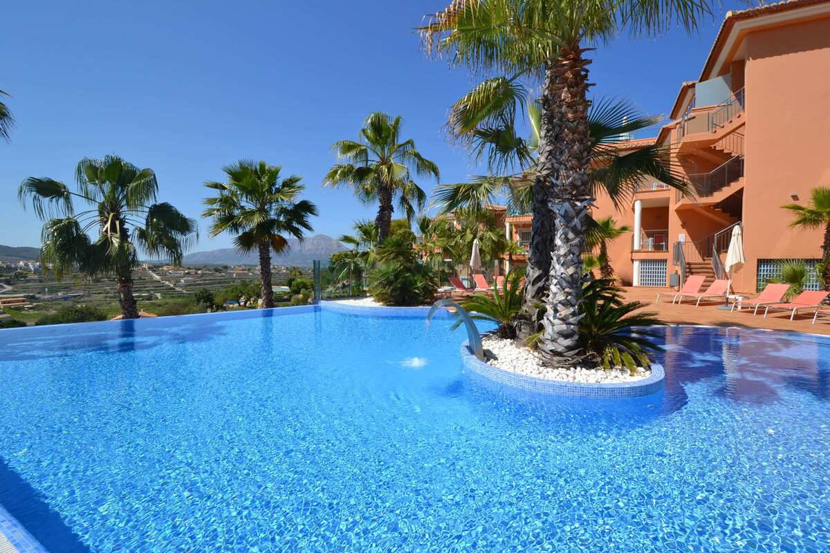 V2529: Apartment for sale in Javea